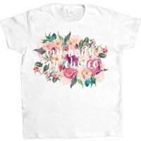 華麗玫瑰T-shirt